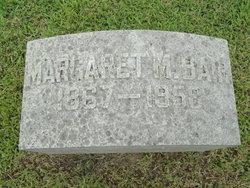 "Margaret Melinda ""Maggie"" <I>Yarrison</I> Bair"