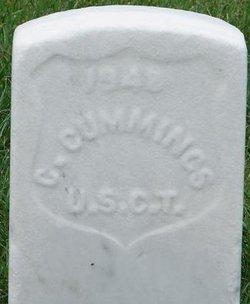 C Cummings