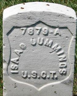 Isaac Cummings