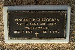 Vincent P Cuzzocrea