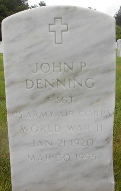 John P Denning