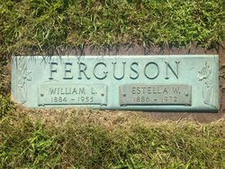 Estella W. <I>Butler</I> Ferguson