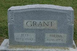 Mary Hilda <I>Witten</I> Grant