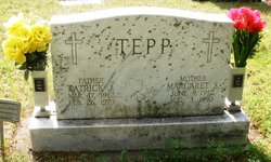 Patrick Pat J. Tepp