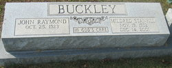 Mildred Maxine <I>Stanfill</I> Buckley