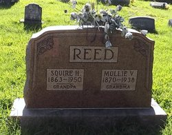 Squire H Reed