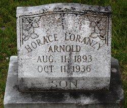 Horace Loranzy Arnold