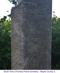 William Nathan Borah