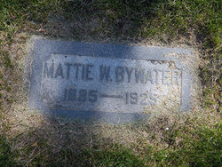 Mattie Lena <I>Wood</I> Bywater
