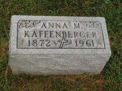 Anna m. Kaffenberger