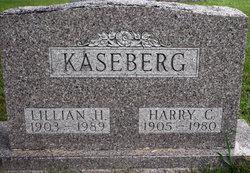 Lillian H. <I>Johnson</I> Kaseberg