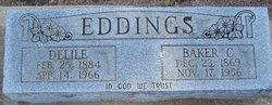 Delila Elizabeth <I>Stephens</I> Eddings