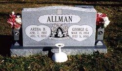 George Grover Allman