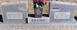 Frances Josephine <I>Fox</I> Brune