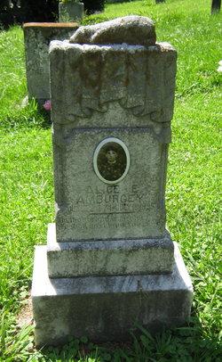 Alice E. Amburgey