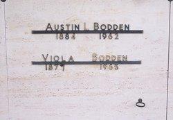 Austin Leopold Bodden, Sr