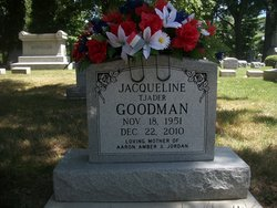 "Jacqueline Tjader ""Jackie"" <I>Sears</I> Goodman"
