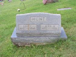 Aura Mae <I>Cole</I> Hunt