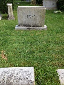 Beverly <I>Bolotow</I> Foss
