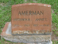 Frederick R Amerman