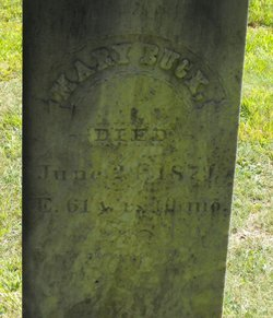 Mary Buck