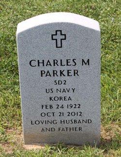 Charles M Parker