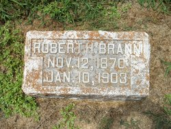 Robert H Brann