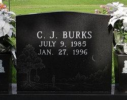 C J Burks