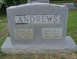 Henry W. Andrews