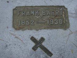Frank Joseph Barry