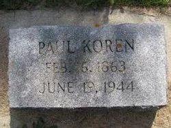 Paul Koren