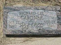 Richard Lee Gardner