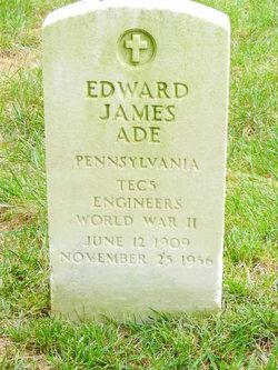Edward James Ade