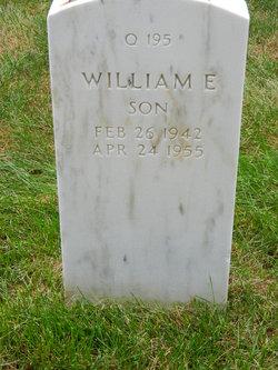William E Albright