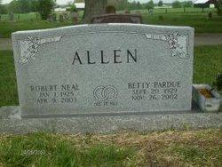 Betty Pardue Allen