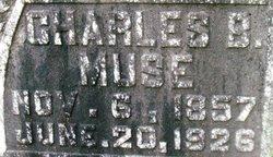 Charles B Muse