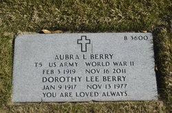 Dorothy Lee Berry