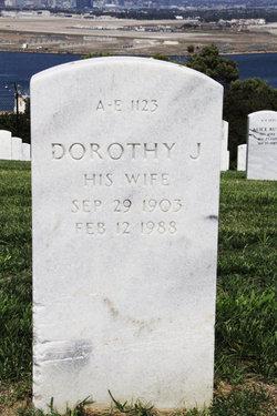 Dorothy J <I>Johan</I> Black