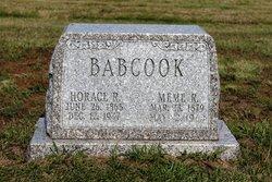 Meme R. Babcook