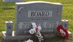 Milton Board