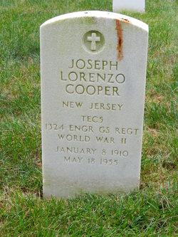 Joseph Lorenzo Cooper