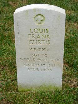 Louis Frank Curtis