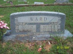 Jennie Winder <I>Holobaugh</I> Ward