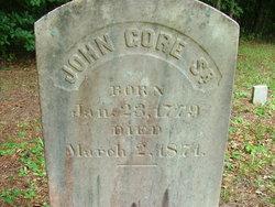 Col John D. Gore, Sr