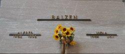 Alfred B Balzen