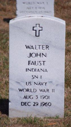 Walter John Faust