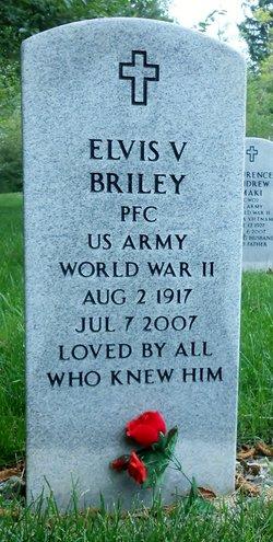 Elvis Virgil Briley