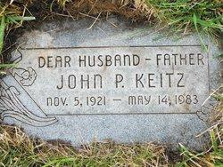 John P. Keitz