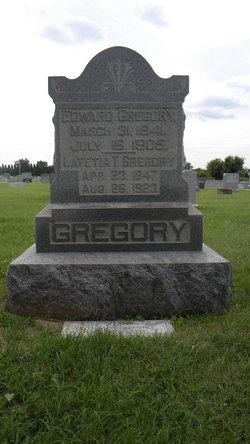Letitia T. <I>Pate</I> Gregory