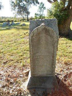 Mary Elizabeth <I>Jackson</I> Speer
